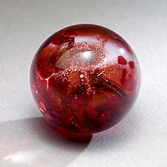 Crimson Bubbles