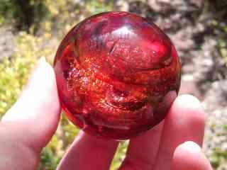 Captured Worlds Marble