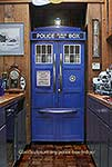 Making a Police Box Refrigerator