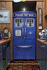 Police Box Fridge